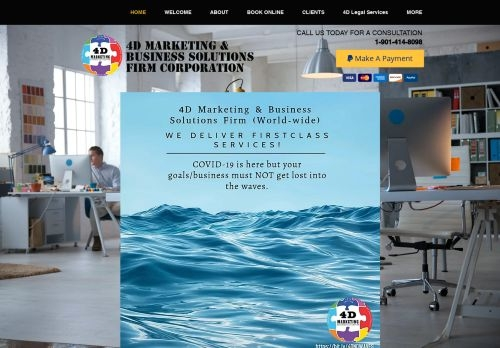 4D Marketing & Business Solutions Firm