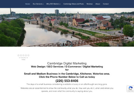 Cambridge Digital Marketing