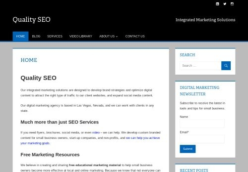 Quality SEO - Integrated Marketing Solutions