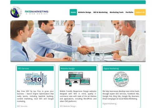 RKS Marketing & Web Design
