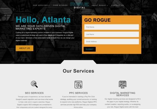Rogue Digital SEO Agency