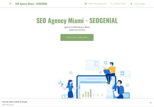 SEO Agency Miami - SEOGENIAL