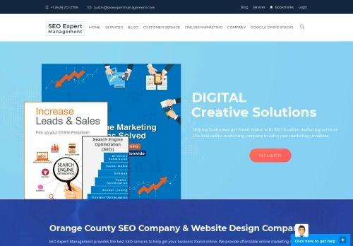 Trustworthy Seo Company In Irvine